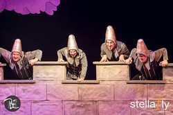 Spamalot the French Taunters