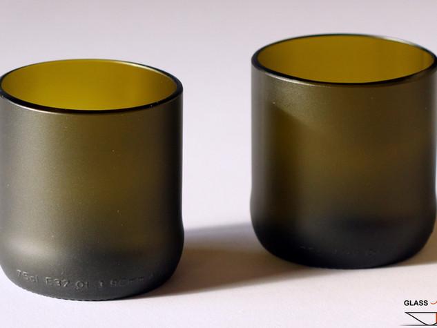 Glass MaDe glasses - bel&basta