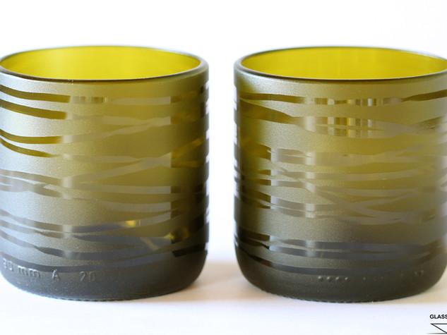 Glass MaDe glasses - bobina