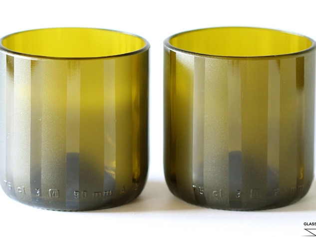 Glass MaDe glasses - verti