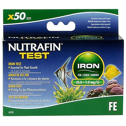 Nutrafin Iron Test