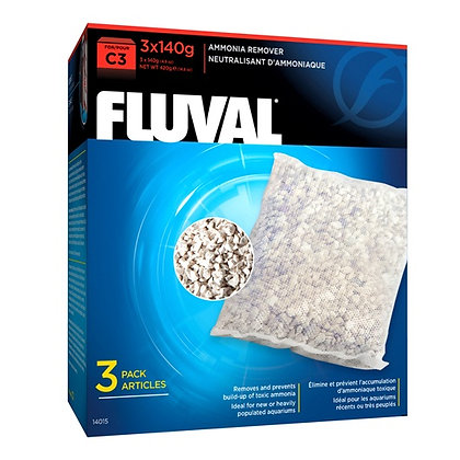Fluval C2 Ammonia Remover - 3 pack