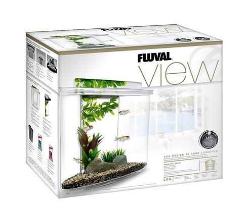 Fluval View Aquarium, 3.96 gallons