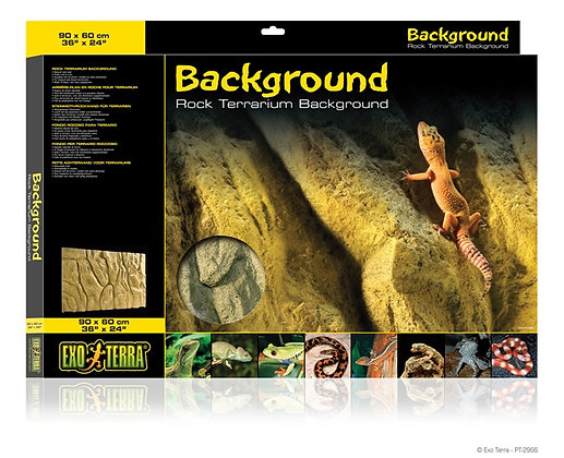 """Exo Terra Rock Terrarium Backgrounds 90 x 60cm / 36"""" x 24"""""""