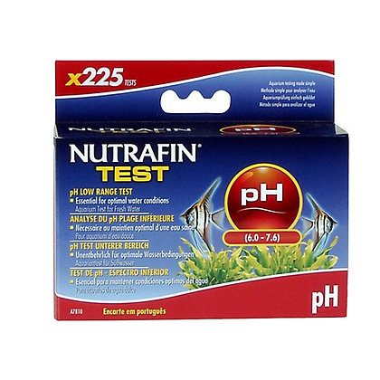Nutrafin pH Low Range Test
