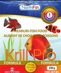 North Fin Krill Pro 500g