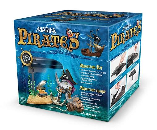 Marina Pirates Aquarium Kit