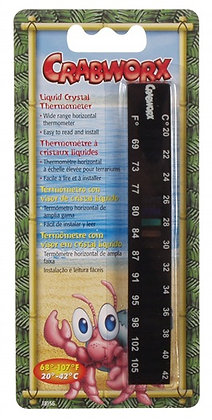 Crabworx LCD Thermometer