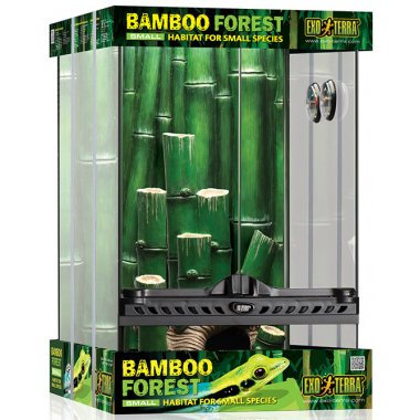 Exo Terra Bamboo Forest Small