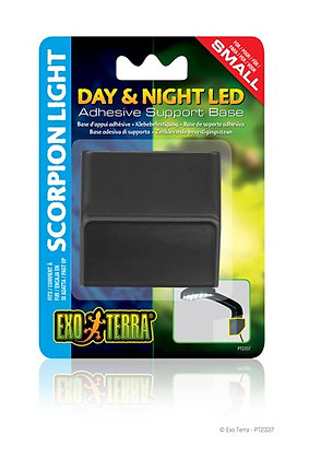 Exoterra ® Day & Night LED Adhesive Support Base