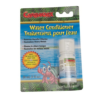Crabworx Water Conditioner, 30ml