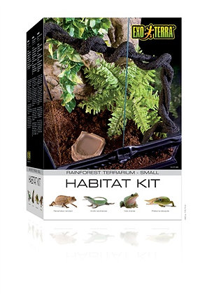 Exo Terra Habitat Kit Rainforest - Small