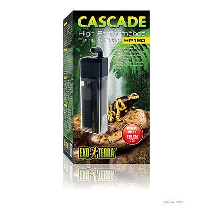 Exo Terra Cascade - High Performance Pump and Filter HP180