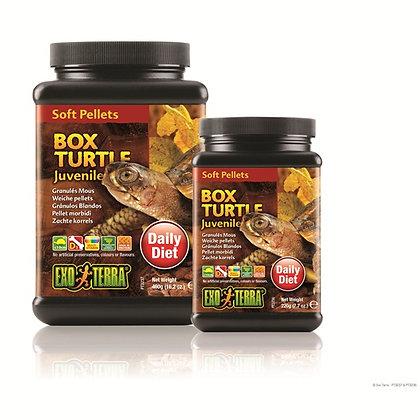 Exo Terra Juvenile Box Turtle Soft Pellets