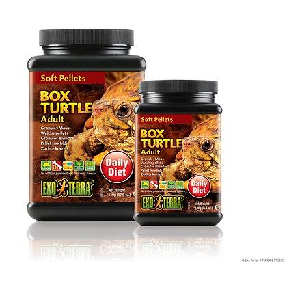 Exo Terra Adult Box Turtle Soft Pellets