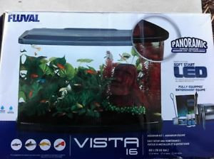 Fluval Vista Aquarium Kit 16