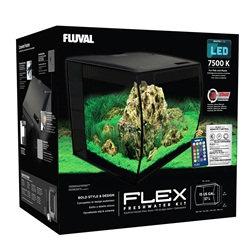 Fluval Flex 15 Aquarium Kit