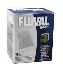 Fluval Spec carbon 3pack