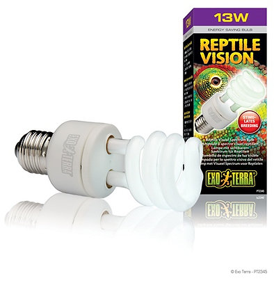 Reptile Vision Reptile Visual Spectrum Bulb 13W