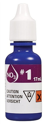 Nutrafin Nitrate Reagent #1 Refill - 17 ml