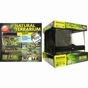 Exo Terra Mini Wide Natural
