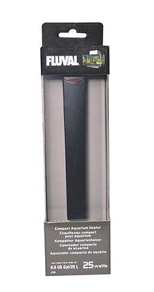 Fluval 25 Watt Compact Aquarium heater