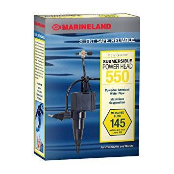 Marineland Submersible 550