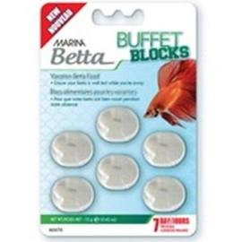 Marina Betta Buffet Blocks Vacation food