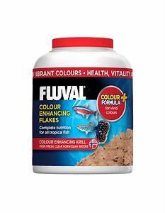 Fluval Color Enhancer Flakes