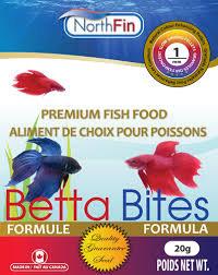 North Fin Betta Bites 20g