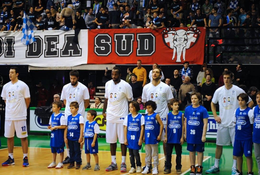 Giocatori Treviso Basket