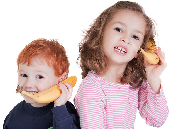 Two%2520kids%2520pretending%2520to%2520talk%2520on%2520banana%2520mobile%2520phones.%2520Isolated%25