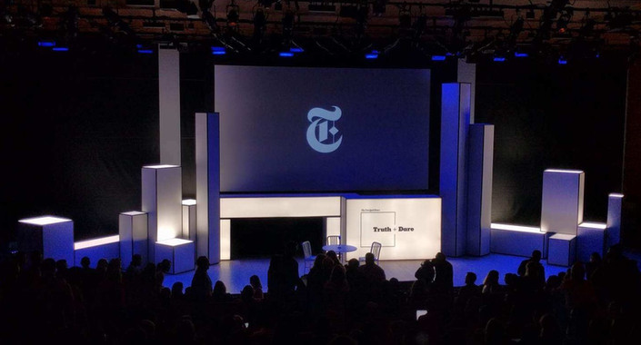 NEW YORK TIMES NEWFRONTS