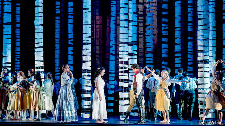 "Why ""Eugene Onegin"" resonates in Charleston"