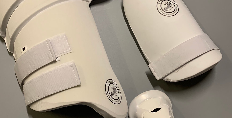 """Stallionz""  New  PRO DOUBLE Thigh Pad with Free Abdo"