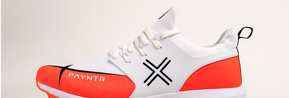 PAYNTR X MK3 SPIKE (ADULT) - WHITE & ORANGE