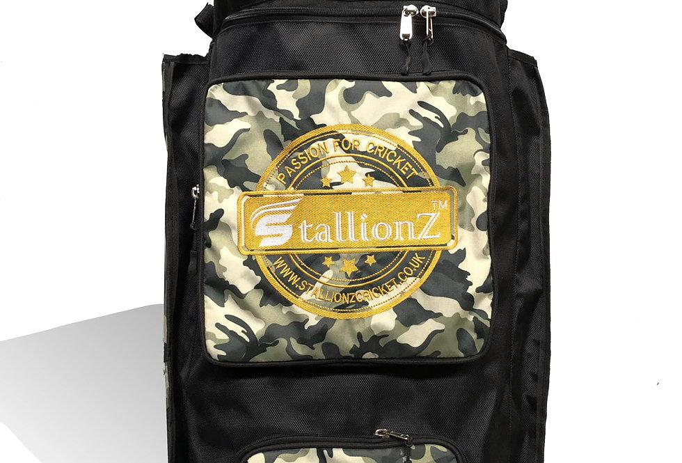 Stallionz Duffle Kit Bag- CAMO