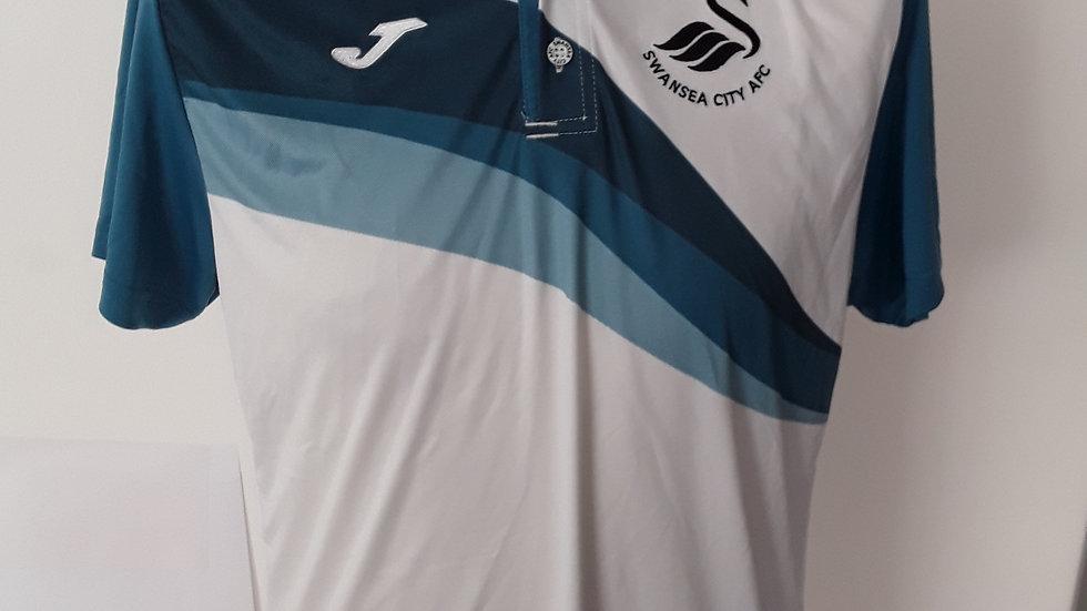 Swansea City Polo Shirt S