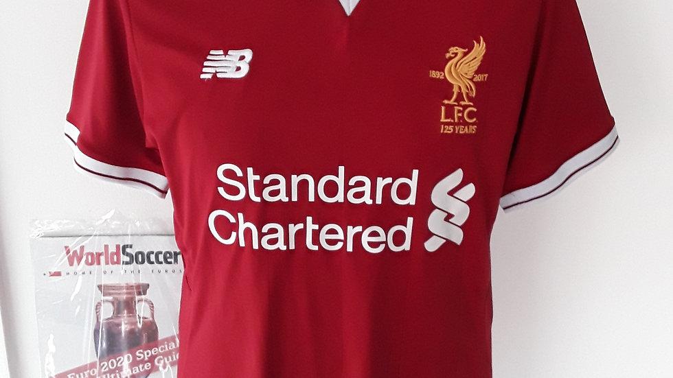 Liverpool Home Shirt 2017 S