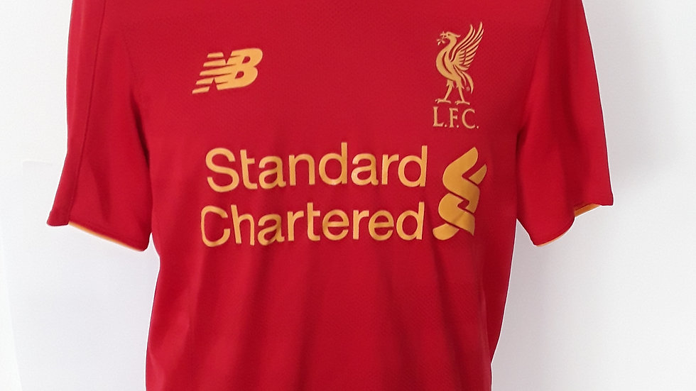 Liverpool FC Home Shirt. S