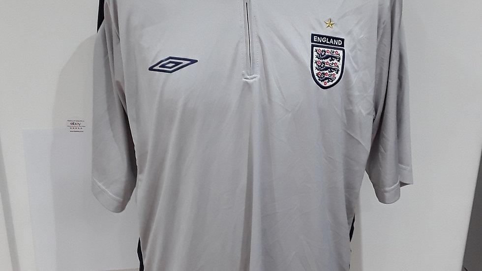 England Training Shirt. XL