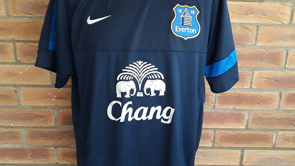 Everton Training Shirt XL