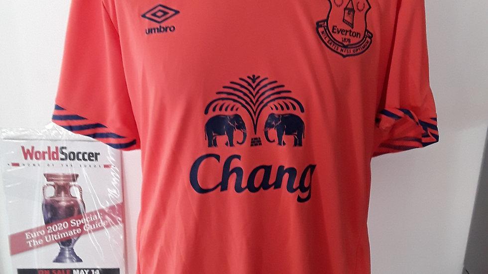 Everton FC Away Shirt
