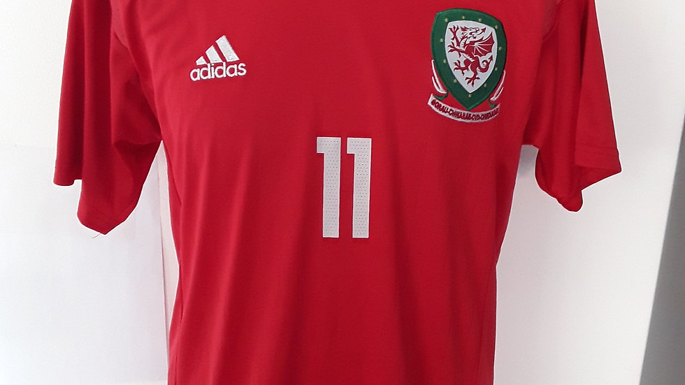 Wales Home Shirt S