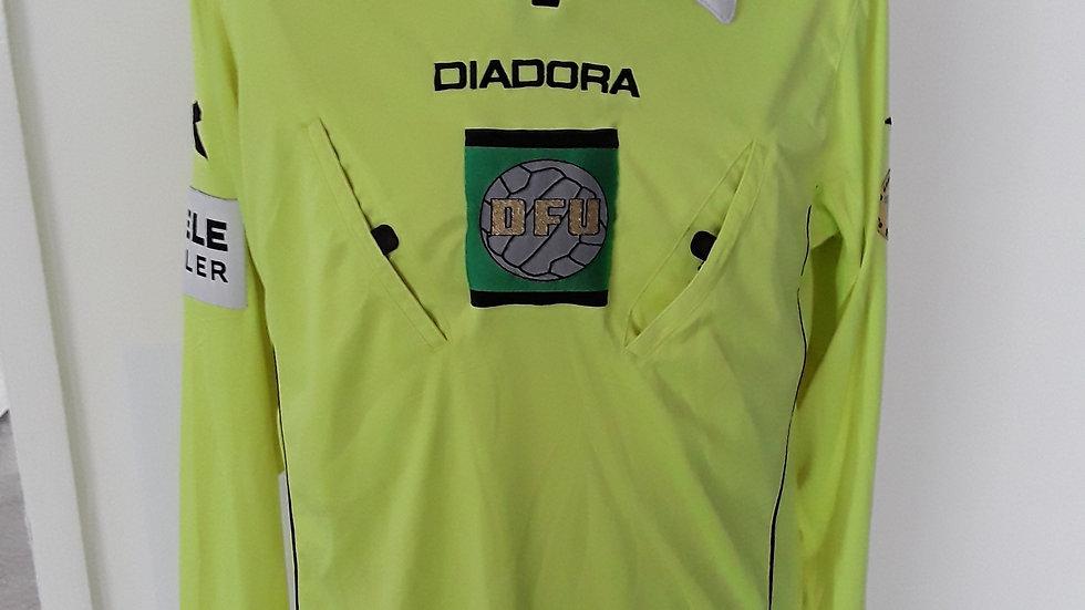 Denmark FA Official Referee Shirt