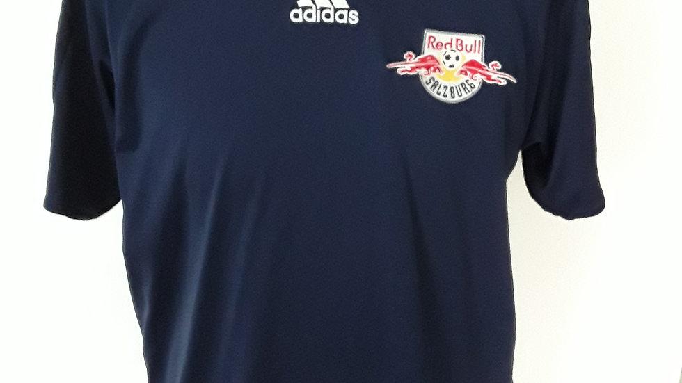 Red Bull Salzburg Away Shirt 2007 S