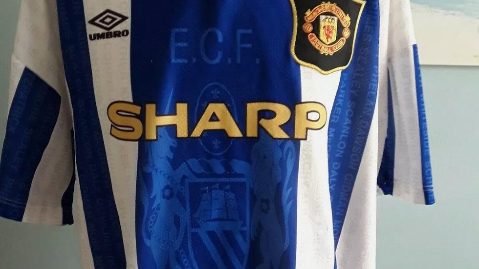 Manchester United Away Shirt Original