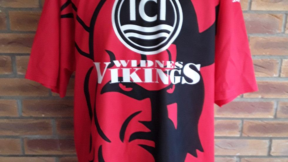Vintage 1995 Widnes Vikings Shirt