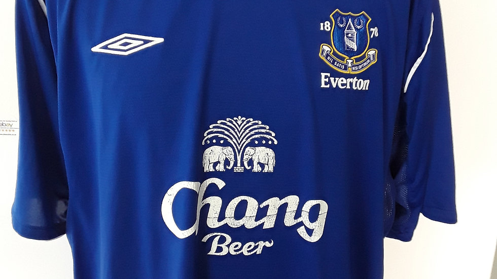 Everton FC official team product XXL