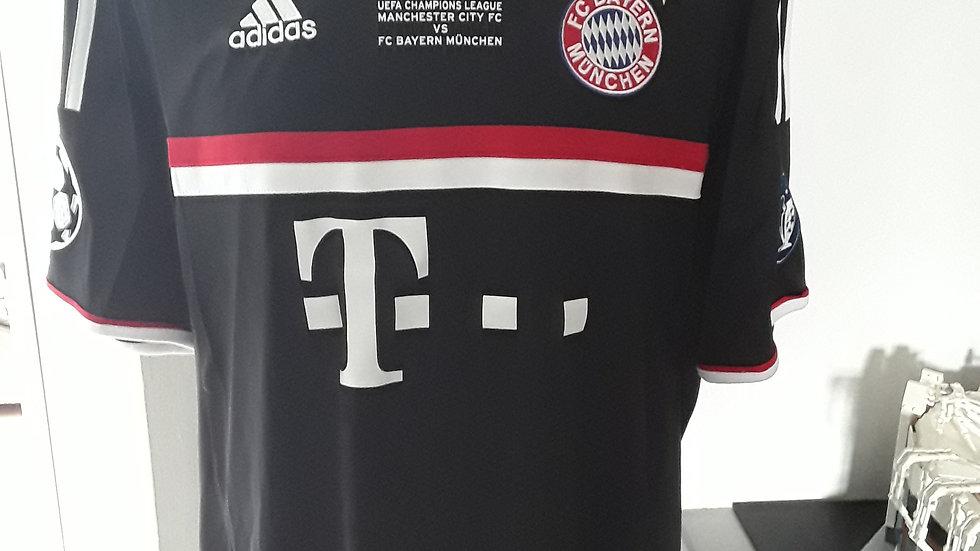Bayern Munich Away Shirt European 2011